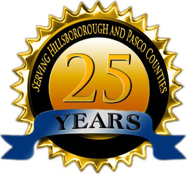 25 Years serving Hillsborough County