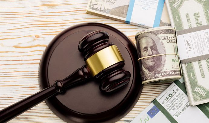 Can you get back fees and costs against someone who sues you in bankruptcy and loses?